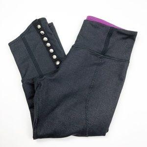 Lululemon / crop legging / size 6